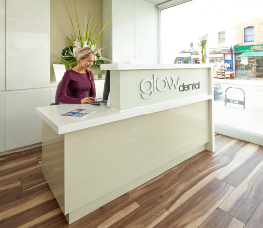 glow dental battersea
